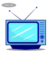 TV icon - vector image