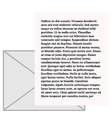 Email Icon Envelope and Paper Sheet with Text vector image