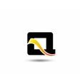 Letter Q logo Icons Graphic Design vector image