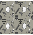 barbershop pattern vector image
