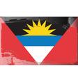 antigua barbuda national flag vector image vector image