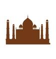 republic of india design vector image
