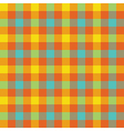 Colored check tablecloth seamless pattern vector image