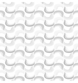 Seamless wave hand-drawn pattern background vector image