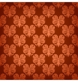 Seamless background with a nice pattern vector image