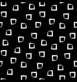 square chaotic seamless pattern 809 vector image