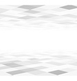 Perspective checkered surface vector image