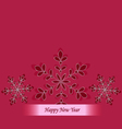 new-year vector image vector image