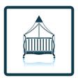 Cradle icon vector image vector image