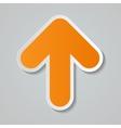 Infographic Arrow Icon vector image vector image