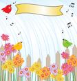 singing in the rain vector image