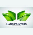 hand mouse pointer vector image