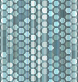 abstract blue cells seamless vector image