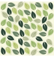 Leaves background design Floral and Garden icon vector image