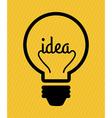 idea design vector image