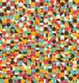 Seamless pattern - Set 3 vector image
