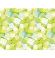 mojito concept green pattern vector image vector image
