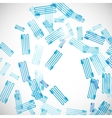 abstract background usb vector image