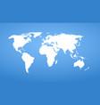 world map detail design vector image