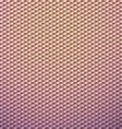 Color textured hexagonal background vector image
