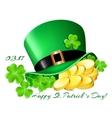 Saint Patrick Day vector image vector image