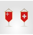 national symbols of Switzerland vector image