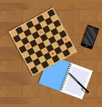 strategy and business tactic vector image
