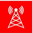 Antenna sign vector image
