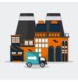 Industry icon design vector image
