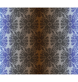 Arabesque Islamic oriental pattern vector image