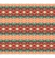 Retro pattern with swirls EPS 10 vector image