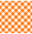 Tablecloth pattern vector image
