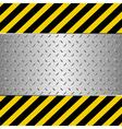 symbol danger vector image vector image