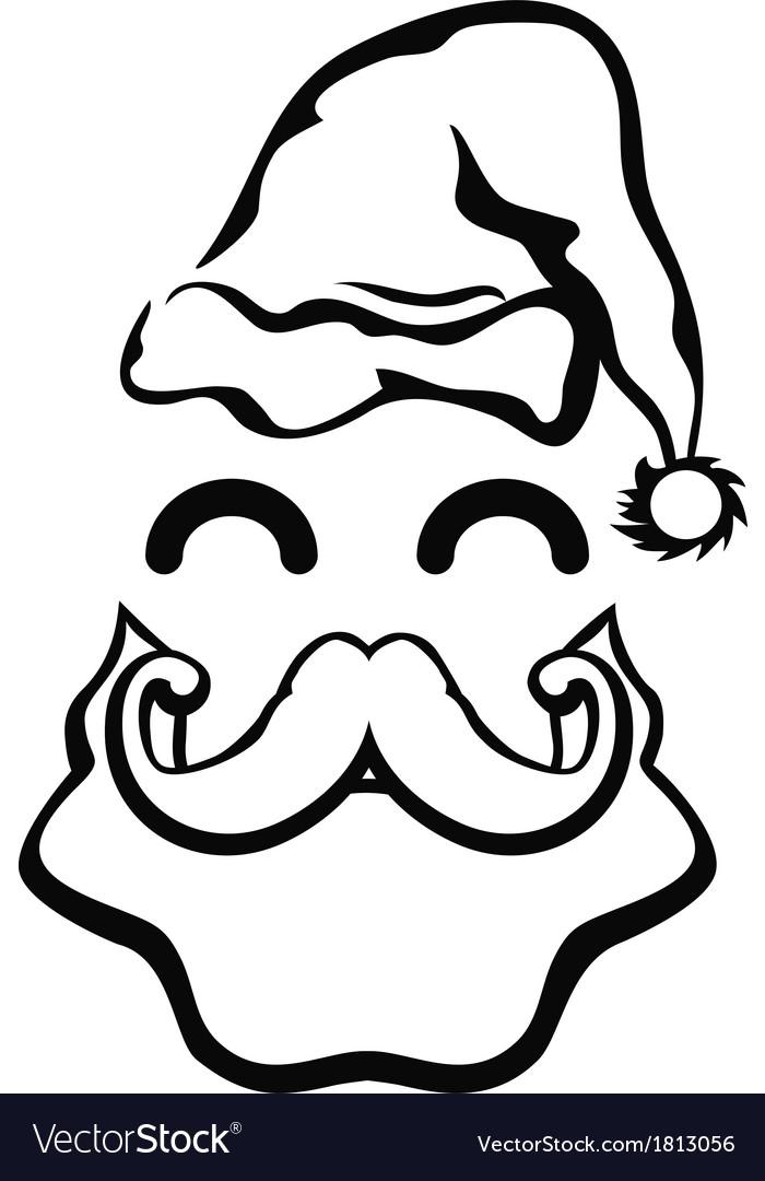 Beard silhouettes vector by rheyes - Image #1623267 ...