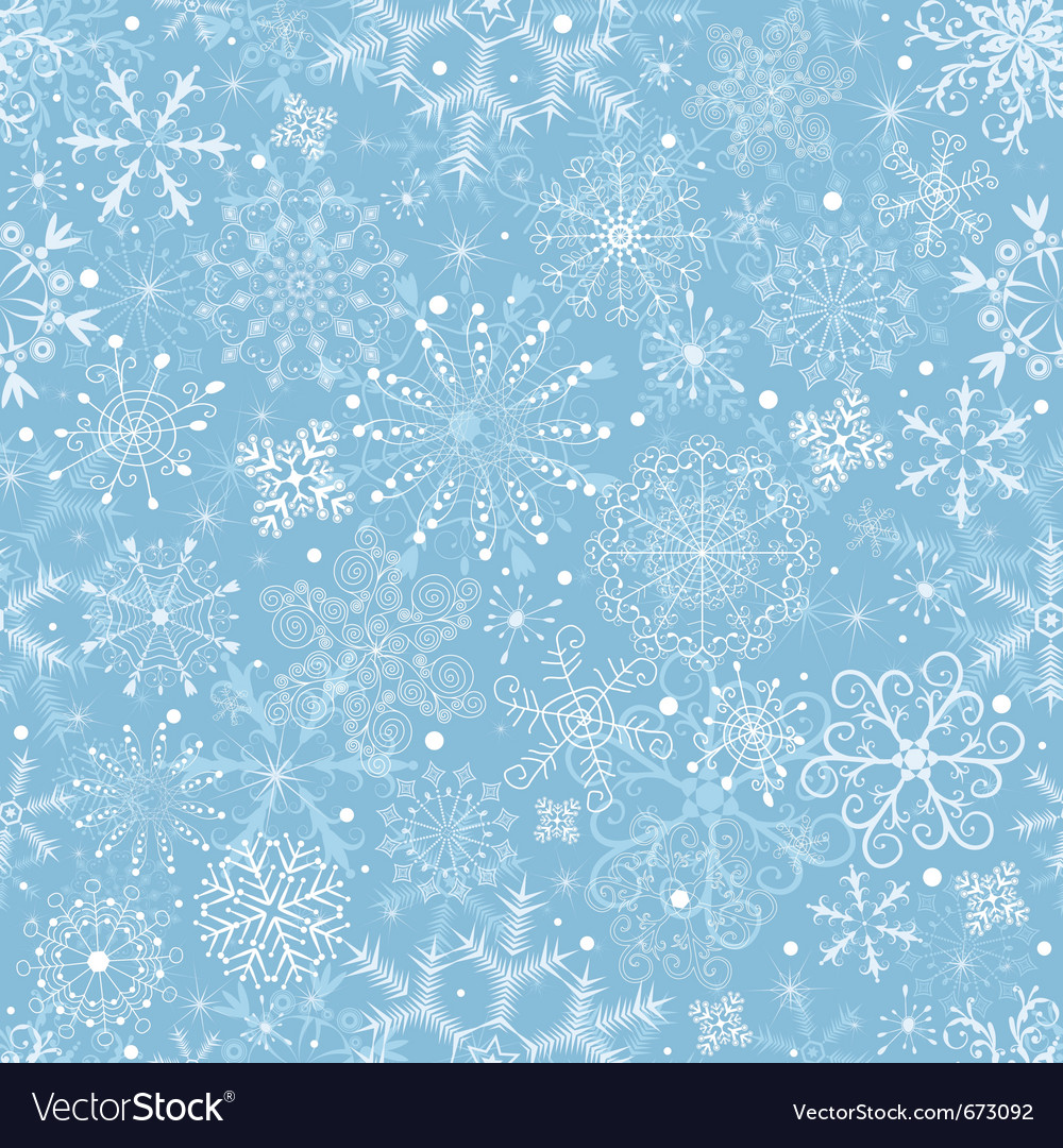 Pastel christmas pattern vector