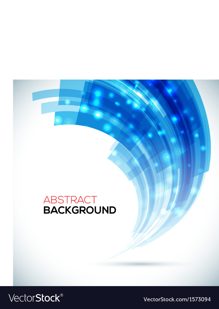 Abstract 3d background vector
