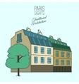 Paris Travel 15 A vector image