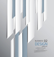 abstract business design 2 vector image vector image