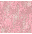 abstract seamless pink texture of dirty stone vector image