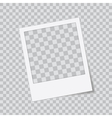 Abstract creative photo frame For web and vector image