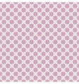 Beautiful seamless pattern tiling Pink purple vector image