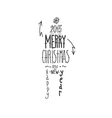 Santa Claus isolated vector image