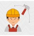 Maintenance service design vector image