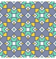 Geometric seamless pattern Abstract arabic vector image
