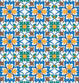 mexican-tile vector image