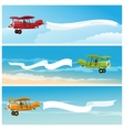 TheAirplanes vector image