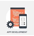 App Development vector image