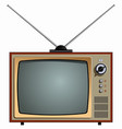 video receiver vector image