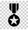 army star award icon vector image