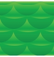 Green scales pattern vector image